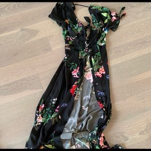 Gorgeous Express Maxi dress size 0 💕